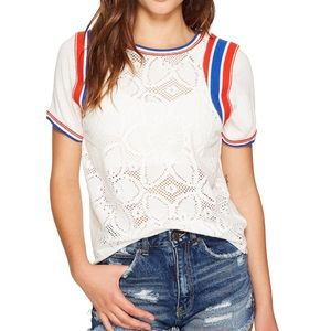 Free People Mimi T-shirt